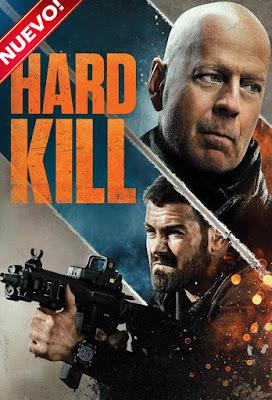 Hard Kill 2020 DVD R1 NTSC Latino