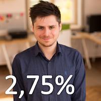 lokata bezkonkurencyjna idea bank 2,75%