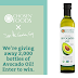 Free Bottle of Chosen Foods Avocado Oil