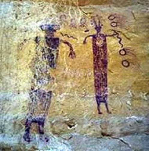 "Indiani Hopi  ""... Hopi Indians dagli Stati Uniti occidentali"