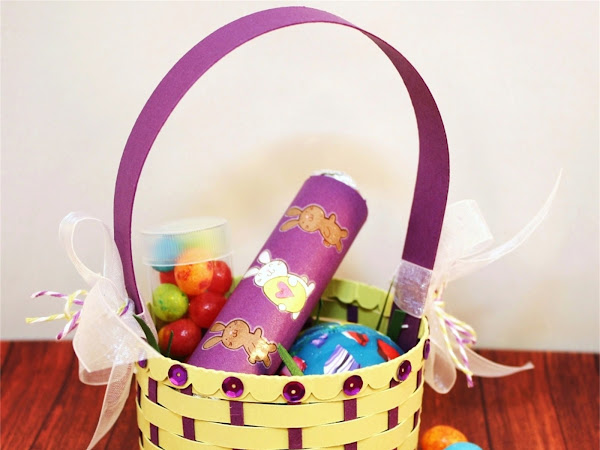A Basket Full of Easter by Jamie Cripps