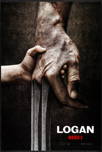 Logan 2017 Dual Audio ORG Hindi 720p HD BluRay 1GB DD5.1Ch ESubs poster