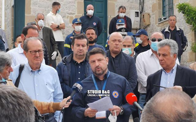 Σε καραντίνα η Δήμος Ερμιονίδας - Όλα τα έκτακτα μέτρα (βίντεο)