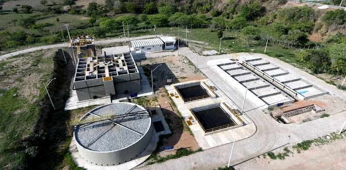 Sistema de Esgotamento Sanitário da cidade de Surubim entra em fase de pré-operação
