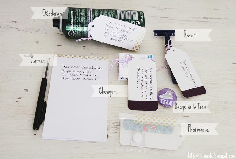 lili inside le kit du t moin parfait. Black Bedroom Furniture Sets. Home Design Ideas