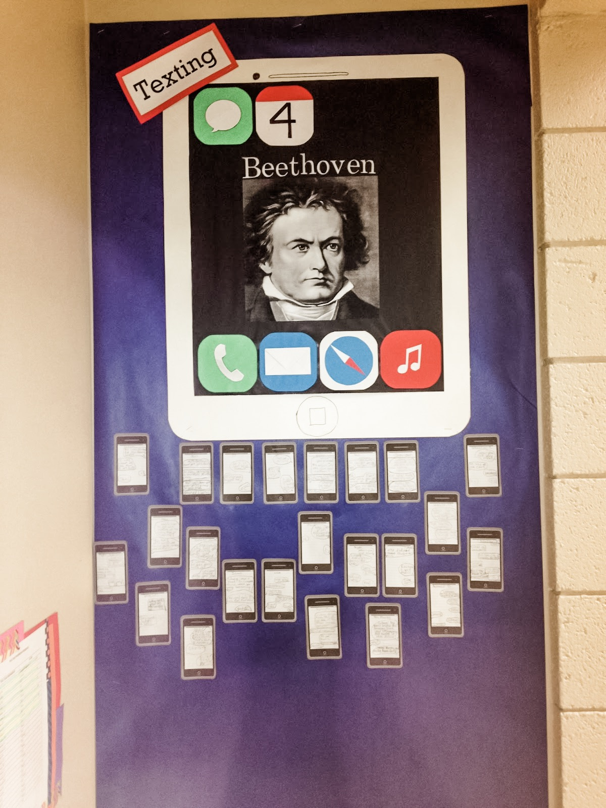 Texting Beethoven