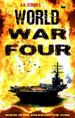 Poster World War Four 2019 Dual Audio HD 300MB