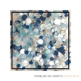 Sparkling Sea Confetti Mix