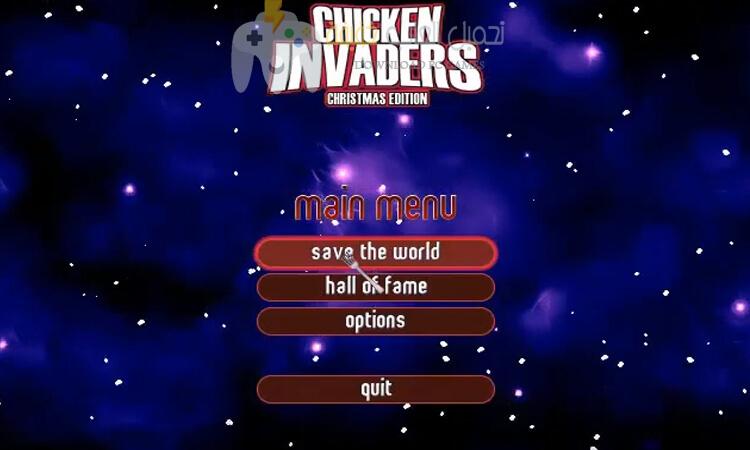 تحميل لعبة الفراخ 2 chicken invaders للكمبيوتر برابط مباشر