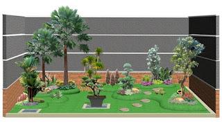 Desain Taman Surabaya - tukngtamansurabaya 82