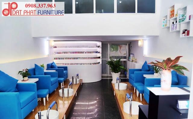 thi công trang trí tiệm nail, thiết kế tiệm nail, thiết kế trang trí tiệm nail, thi công tiệm nail, thiết kế thi công tiệm nail, ghế nail, trang trí tiệm nail, ghế làm móng,