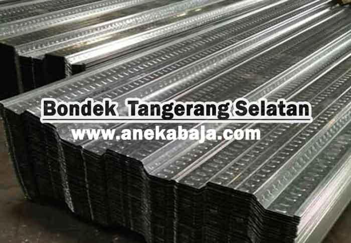Harga Bondek Tangerang Selatan