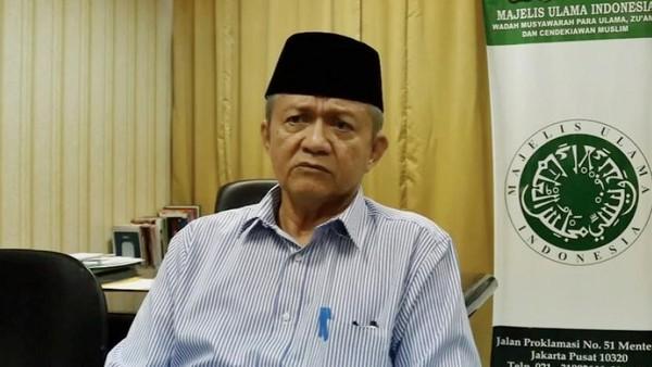 MUI: Otak Pembuat Pertanyaan TWK KPK Pilih Al-Qur'an atau Pancasila Tak Sehat