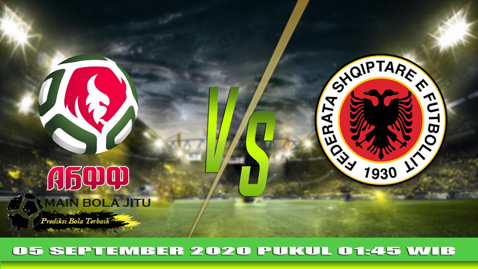 Prediksi Bola Belarusia Vs Albania