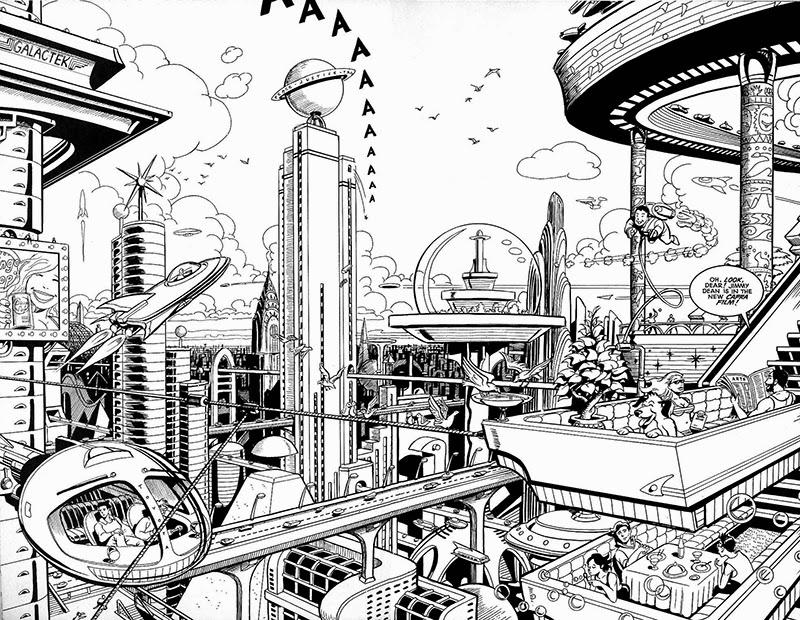 El mundo de Zot! de Scott McCloud