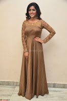 Eesha looks super cute in Beig Anarkali Dress at Maya Mall pre release function ~ Celebrities Exclusive Galleries 006.JPG