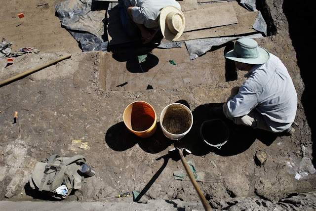 9,000-year-old Native American artifacts unearthed in Cedar Rapids