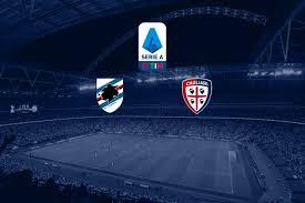 Sampdoria - Cagliari  Maçı Canlı izle