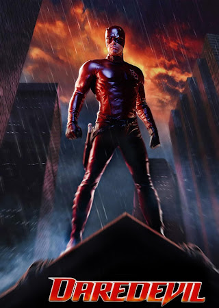 Poster Of Daredevil In Dual Audio Hindi English 300MB Compressed Small Size Pc Movie Free Download Only At worldfree4u.com