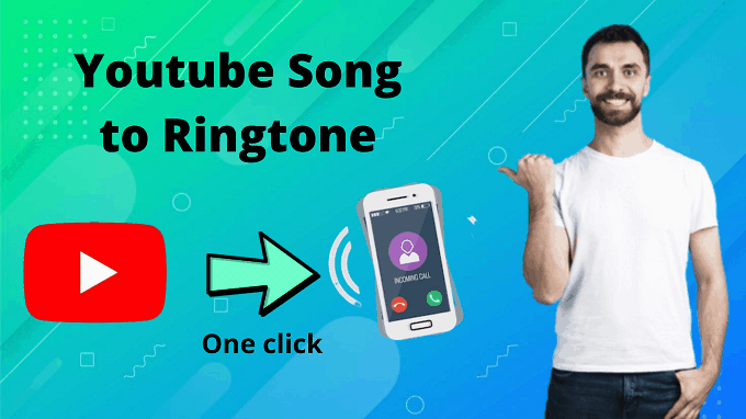 How to make Ringtone from a Youtube Song videos?