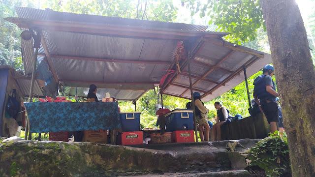 Rest Area Sungai Ayung
