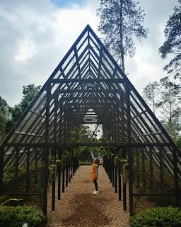 Orchid Forest Lembang, Bandung 2