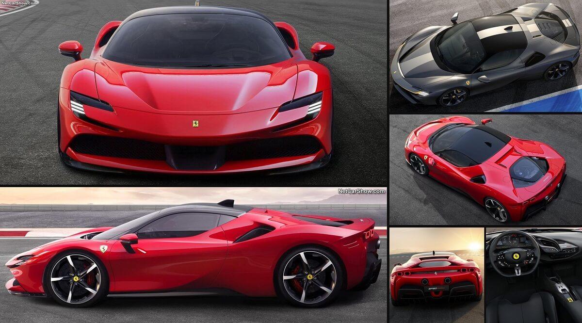 SF90 Stradale Kereta Ferrari Paling Pantas