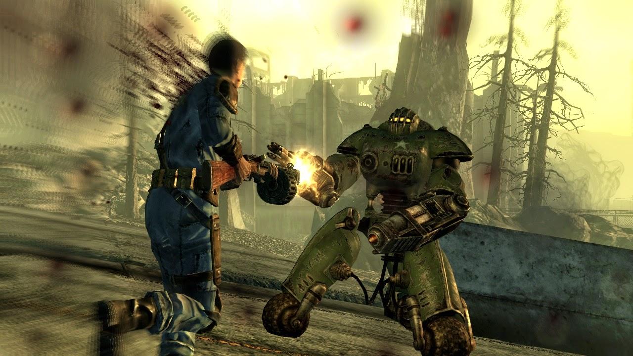 Fallout 3 Gamplay 1