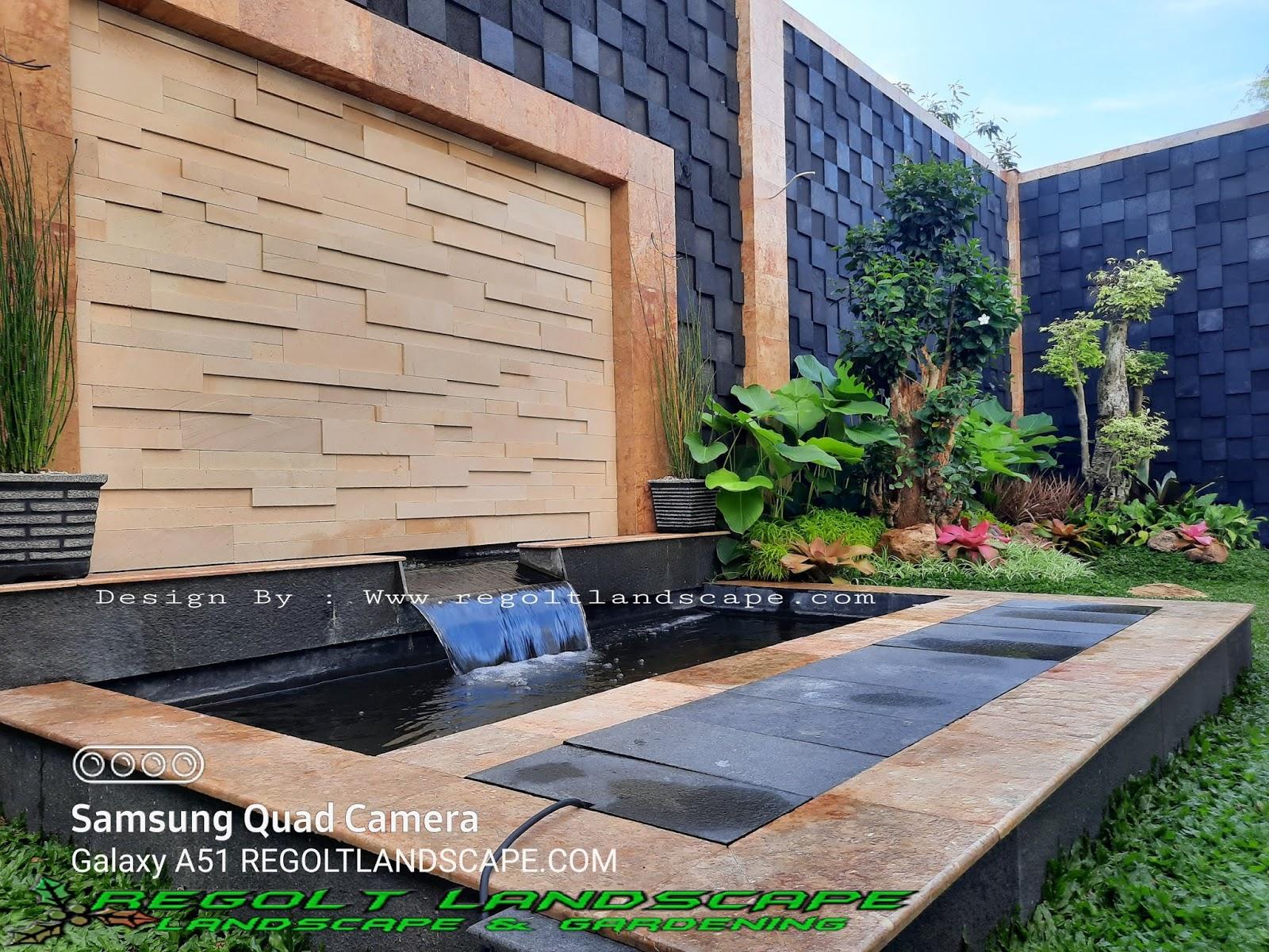 Tukang Kolam Minimalis - Koi Jakarta Timur, Barat, Selatan, Utara, Pusat