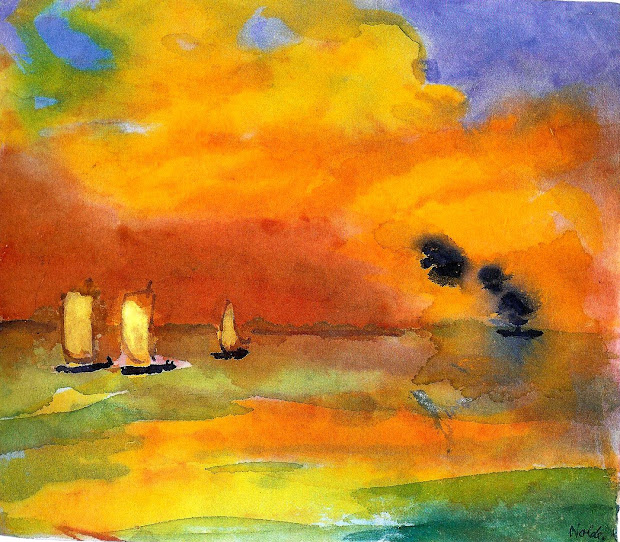 Arte German Expressionism Emil Nolde