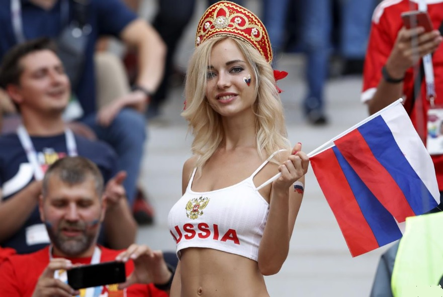 WORLD CUP, RUSSIA 5