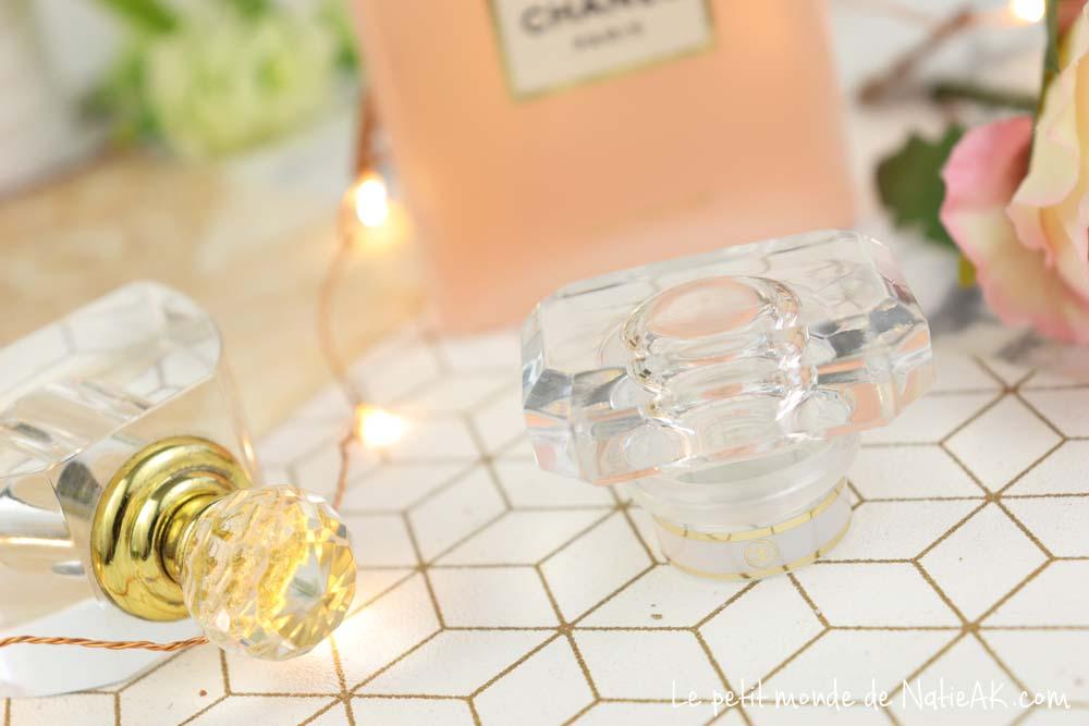Coco Mademoiselle eau parfumée pour la nuit