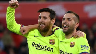 Girona vs Barcelona 0-2 Highlights