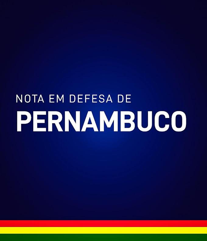 Em nota oficial, bancada pernambucana condena decisão de ministro do governo Bolsonaro sobre futuro da Transnordestina