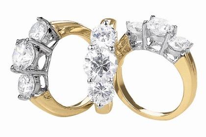 Cara membersihkan dan merawat perhiasan dari emas
