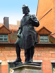 Patung Peter Henlein