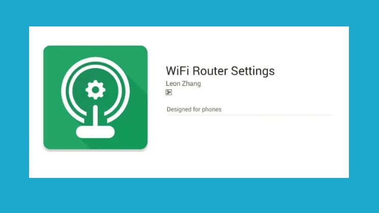 WIFI Router Password