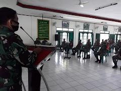 Kodim 0701/Banyumas Gelar Sosialisasi Anak Cerdas Diponegoro