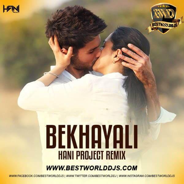 Bekhayali (Remix) - DJ Hani Project