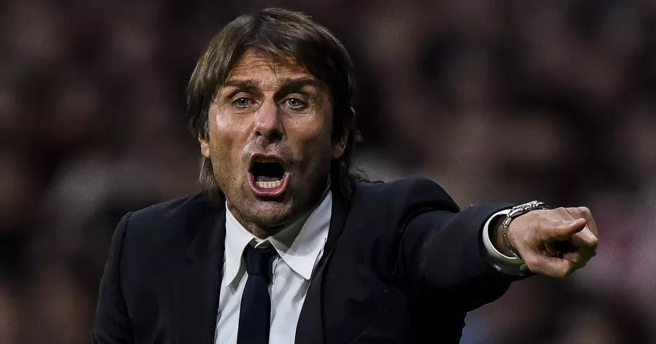 Conte Paksa Bintang Inter Untuk Bekerja Keras