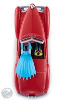 SDCC 2021 Mattel Hot Wheels DC Batman 1st Appearance Batmobile 001