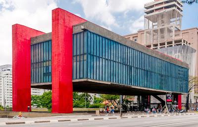 Sao Paulo Sanat Müzesi – Sao Paulo/Brezilya