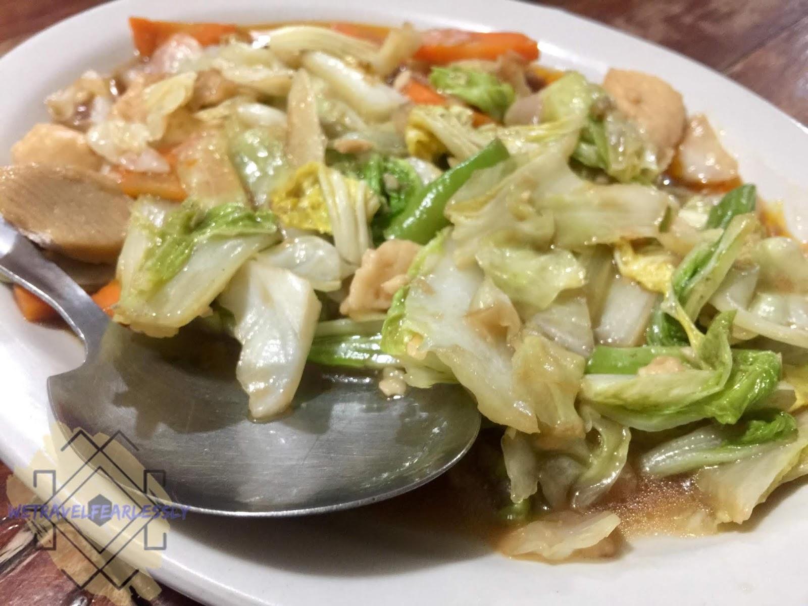 Gising-gising in Tuki's Food Station in Manggahan, Pasig