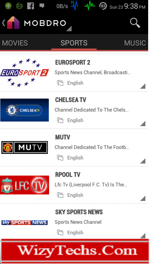 FREE DSTV: Watch Over 2000 DSTV Channels FREE On Your