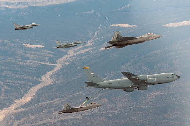 USAF Nellis Black Flag