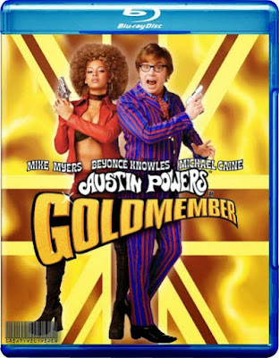 Austin Powers in Goldmember (2002) 480p 300MB Blu-Ray Hindi Dubbed Dual Audio [Hindi – English] MKV