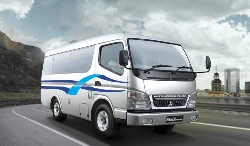 Spesifikasi dan Harga Mitsubihsi FE 71 Bus