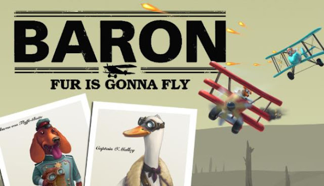 Baron Fur Is Gonna Fly Free Download PC Game Cracked in Direct Link and Torrent. Baron Fur Is Gonna Fly – Thrilling aerial battles for up to 8 pilots in this local multiplayer action game. Choose a pilot, and let the battle begin. But wait! Your pilots are…