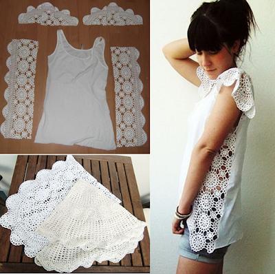 Designer faz peças incríveis a partir de roupas usadas de brechós