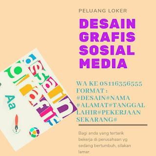 Desain Grafis Sosial Media CV Demelvin Sentosa